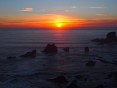 P1240038 (benguernsey) Tags: ocean cliff beach oregon pacific astoria cannonbeach oswaldwest shortsands traveloregon