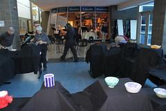 Empty Bowls Project 2014 (Saline, Michigan) (cseeman) Tags: school music art students soup artwork community michigan families highschool event hungry teachers bowls saline fundraiser jazzband quartet salinehighschool emptybowls emptybowlsproject emptybowls2014 salineemptybowls2014 emptybowlssaline
