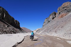 River-riding to Bonete