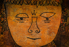 Paul Klee - Child Consecrated to Suffering, 1935 at Albright-Knox Art Gallery Buffalo NY (mbell1975) Tags: new york ny newyork art museum painting paul buffalo gallery museu child unitedstates fine arts muse musee m knox museo suffering muzeum klee 1935 finearts beauxarts albright albrightknox mze gallerie consecrated museumuseum
