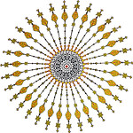Turkish dome ceiling design thumbnail