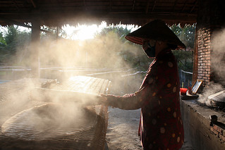 Noodle making