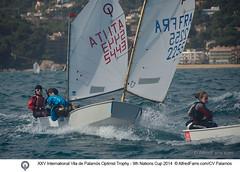 _AFB1002 (Alfred Farr) Tags: cup cat de sailing  girona vila international trophy catalunya optimist 9th nations 2014 palams palamos xxv alfredfarrecom optimst fotoalfredfarre {vision}:{sky}=0754 {vision}:{outdoor}=0967