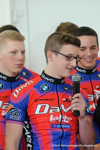 Ploegvoorstelling Davo Cycling Team (110)