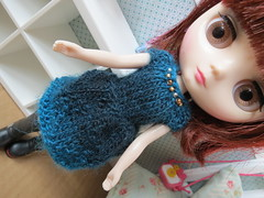 Knitted Middie Dress