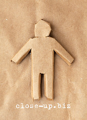 20140222_0076s (close-up.biz) Tags: white abstract man men art illustration paper person design handmade background craft cardboard recycle voodoo vision:text=
