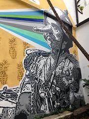 Juguete imperfecto / Imperfect toy (Juegasiempre) Tags: art toy stencil mural colombia arte bladerunner bogotá estencil arteurbano estarcido jfsebastian djlu juegasiempre