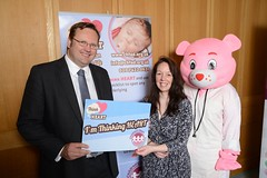 "Stephen Mosley MP learns about Pulse Oximetry screening of new born babies with the Children's Heart Foundation • <a style=""font-size:0.8em;"" href=""http://www.flickr.com/photos/51035458@N07/13895144467/"" target=""_blank"">View on Flickr</a>"
