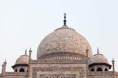 Taj Morning 2199 (Ursula in Aus (Resting - Away)) Tags: india architecture taj tajmahal unesco uttarpradesh earthasia