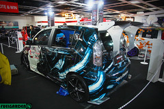 Perodua MyVi (fuelgarden) Tags: show international malaysia motor kuala kualalumpur lumpur jdm perodua slammed keicar stance daihatsu carphotography carculture fitment automotivephotography 2013 hellaflush