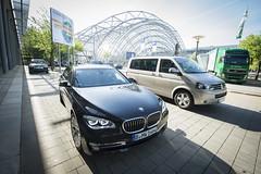 BMW: ITF Mobility Sponsor