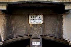 Viva Venezia /1 (paolobenegiamo.weebly.com) Tags: venice sign paolo notice forbidden ban cartello venezia prohibition scritta divieto vietato benegiamo