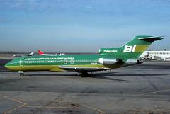 N7277 Braniff  International 727-27C at KORD (GeorgeM757) Tags: classic airplane airport aircraft aviation cargo boeing chicagoohare braniff kord alltypesoftransport 72727c georgem757 n7277