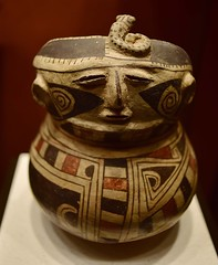(orientalizing) Tags: americas anthropomorphic antiquities archaeologicalmuseum ceramic mexico mexicocity nationalmuseumofanthropology northernmexico pots pottery precolumbian snakes vessels