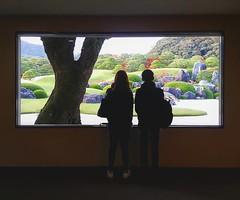 ทิวทัศน์สวยๆ ดูได้ด้วยตา ศิลปะสวยๆ ดูได้ด้วยใจ #ที่นี่รวมศิลปะกับธรรมชาติไว้ด้วยกัน ♡♡♡