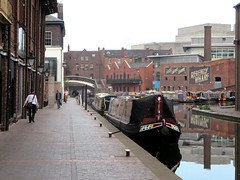 Worcester and Birmingham Canal (D-Stanley) Tags: worcester birmingham canal england