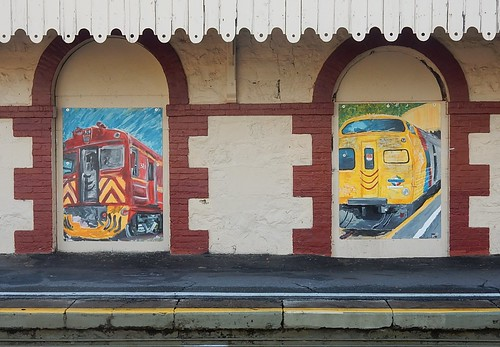 Station Murals