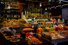 Cornucopia (Travel by WestEndFoto) Tags: flickrwestendtechnical queueparktravelnextinline artificial flickrtravelbywestendfoto bsubject flickr catalonia spain foodphotography foodandbeverage travel agenre barcelona dgeography flickrwestendfoto flickrtravelbarcelona fother