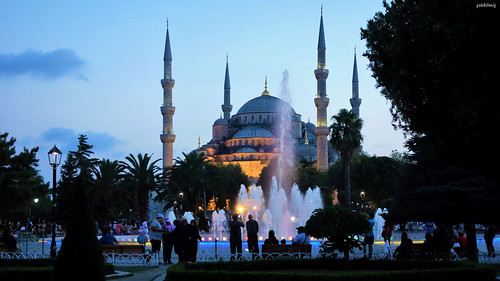 Sultanahmet Evening