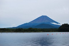 Fujisan in all its glory (KittyKaht) Tags: japan mountfuji nature landscape