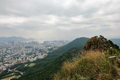 Lion Rock (Bowen Chin) Tags: lionrock hiking hongkong landscape hongkongisland cityscape city day mountain cloudy fujifilm fujifilmx fujifilm1024mm fujifilmxt2 xt2