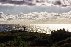 IMG_3561 (camontheupside) Tags: puntaprima menorca spain travel travelphotography sea seascape yoga candid nature
