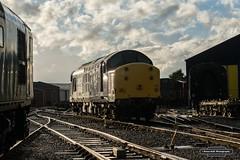 37703 ,Bo'ness And Kinneil Railway ,16-10-2016 (Bri Hall) Tags: bonessandkinneil drs 37703 directrailservices scotland westhighlands highlands