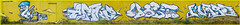 Arko   Ditno    Kase (HBA_JIJO) Tags: streetart urban graffiti art france hbajijo wall mur painting letters peinture lettrage lettres lettring writer spray kase arko district76 color yellow rouen jaune