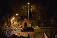 (Psinthos.Net) Tags:  night psinthos    car   road bridge     vrisi vrisiarea vrisipsinthos trees    nightlights october autumn    chapel agiosnikolas agiosnikolaos saintnicolas    eucalypts  taxi