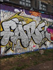 Fare (Alex Ellison) Tags: fare cbm eastlondon hackneywick urban graffiti graff boobs