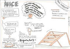 How can healthcare decision makers work with the stakeholders to prepare for new data challenges? The NICE experience