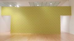 Museum, MOCA, Wall Graphic