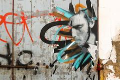 IBIZA (Eivissa) Tags: ibiza wall painting graffity
