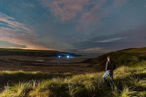 'Porth Trecastell' - Anglesey
