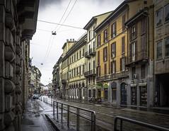 Citt a Riposo (keith_shuley) Tags: milan milano italy city urban street