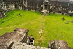 Angkor Wat, Cambodia (DitchTheMap) Tags: 2016 angkorwat cambodia seasia siemreap flickr krongsiemreap siemreapprovince kh