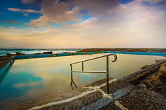 Whale Beach Rock Pool (gerryligon) Tags: whalebeach