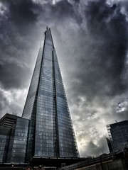 The Shard, London (phil_male) Tags: shard london skyscraper city