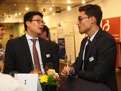 20-10-16 Cross Chamber Young Professionals Networking Night IV - PA200206