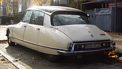 Citroen DS (vwcorrado89) Tags: citroen ds 21 ds21 is