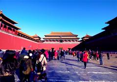 China - Beijing - Forbidden City & Tiananmen Square (37) (pensivelaw1) Tags: china tiananmensquare beijing
