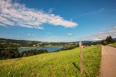 Grosser Alpsee 17 (Wolfgang Staudt) Tags: grosseralpsee allgaeu bayern immenstadt gebirge berge see bergsee ausflugsziel deutschland