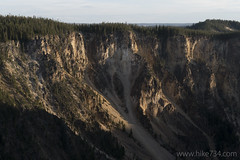 "Grand Canyon of the Yellowstone from North Rim • <a style=""font-size:0.8em;"" href=""http://www.flickr.com/photos/63501323@N07/30662424010/"" target=""_blank"">View on Flickr</a>"