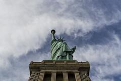 Lady Liberty (RigieNL) Tags: newyork manhattan liberty ladyliberty statueofliberty vrijheidsbeeld america usa