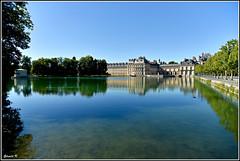 GLD_4593 (gerald.kreutzer) Tags: couleur chateau eau air france montgolfière 77 77300 fontainebleau lorrez bocage montereau balade hauteur vol