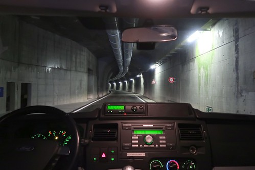 Amsteg - GBT Access Tunnel