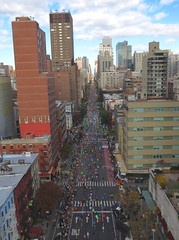 NYC Marathon Day #10 (Keith Michael NYC (2 Million+ Views)) Tags: nycmarathon nycmarathon2016 manhattan rooseveltisland newyorkcity newyork ny nyc