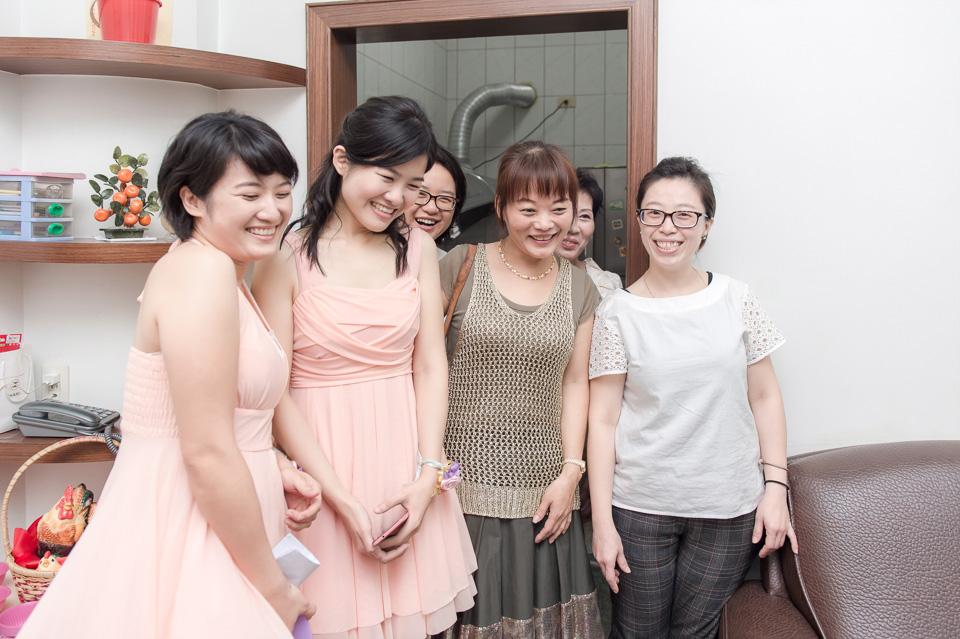 台南婚攝 婚禮紀錄 情定婚宴城堡 C & M 027
