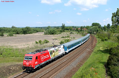 480 013 (dm Katalin) Tags: vonat mozdony traxx werbelok train