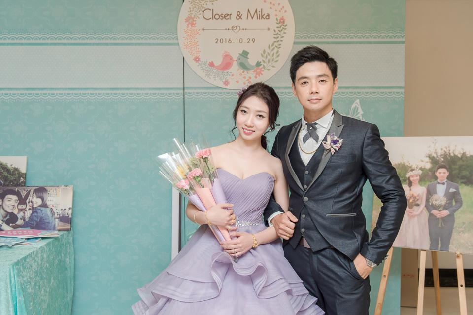 台南婚攝 婚禮紀錄 情定婚宴城堡 C & M 143